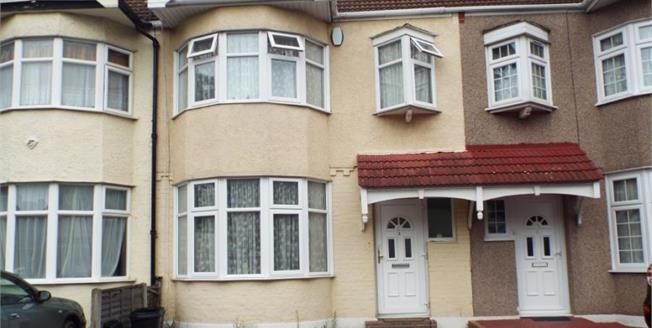 Offers in the region of £475,000, 3 Bedroom Terraced House For Sale in Ilford, IG2