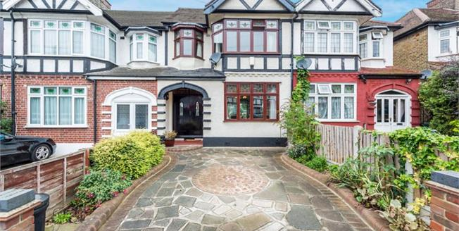 Offers in excess of £400,000, 3 Bedroom Terraced House For Sale in Romford, RM6