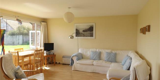 Offers in excess of £48,000, 2 Bedroom Semi Detached Bungalow For Sale in Mundesley, NR11