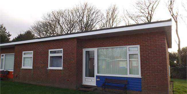 Offers Over £46,000, 2 Bedroom Semi Detached Bungalow For Sale in Mundesley, NR11