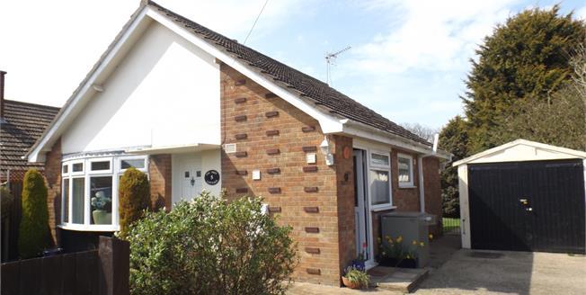 Offers Over £200,000, 2 Bedroom Detached Bungalow For Sale in Trimingham, NR11