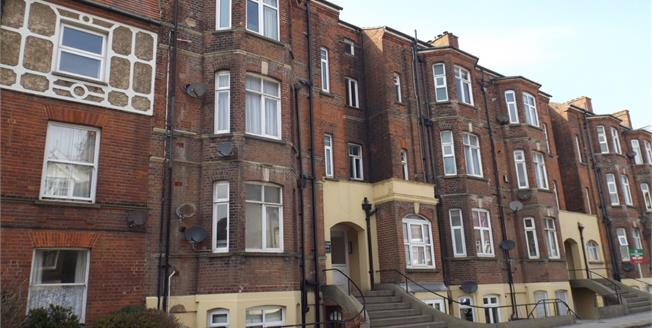 Offers in the region of £99,000, 2 Bedroom Flat For Sale in Cromer, NR27