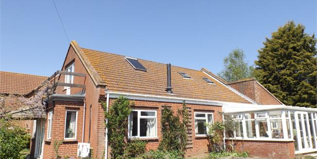 Offers Over £285,000, 4 Bedroom Detached House For Sale in Erpingham, NR11