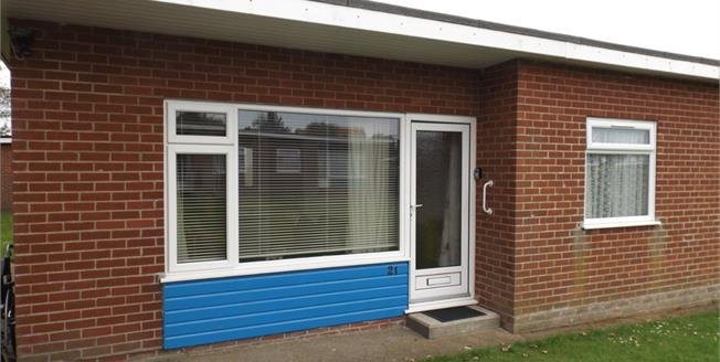 Asking Price £45,000, 2 Bedroom Semi Detached Bungalow For Sale in Mundesley, NR11