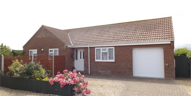 Offers in excess of £250,000, 2 Bedroom Detached Bungalow For Sale in Walcott, NR12