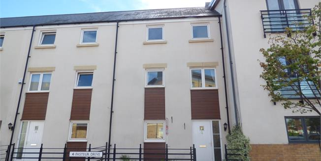 Offers in excess of £235,000, 3 Bedroom Terraced House For Sale in Swindon, SN1