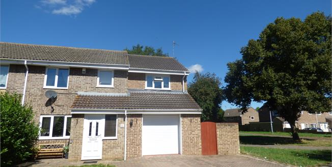 Asking Price £280,000, 4 Bedroom Semi Detached House For Sale in Swindon, SN3
