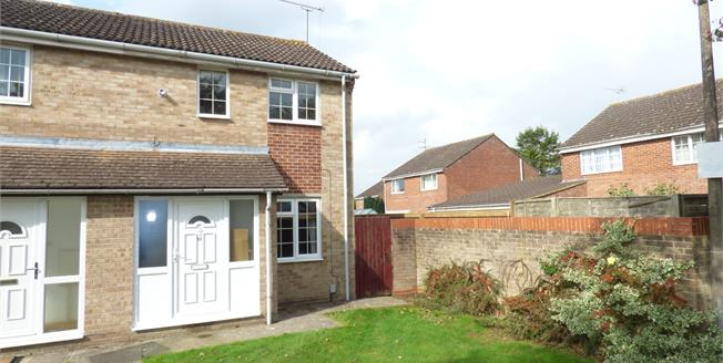 Asking Price £170,000, 2 Bedroom End of Terrace House For Sale in Freshbrook, SN5