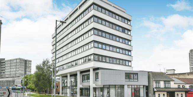 £139,950, 1 Bedroom Flat For Sale in The Lock, Fleming Way, SN1