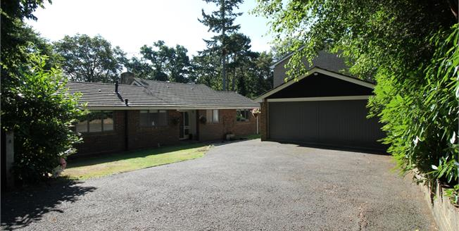 Offers in excess of £625,000, 3 Bedroom Detached Bungalow For Sale in Camberley, GU15