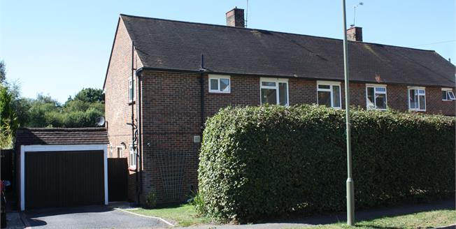 Asking Price £510,000, 4 Bedroom Semi Detached House For Sale in Camberley, GU15