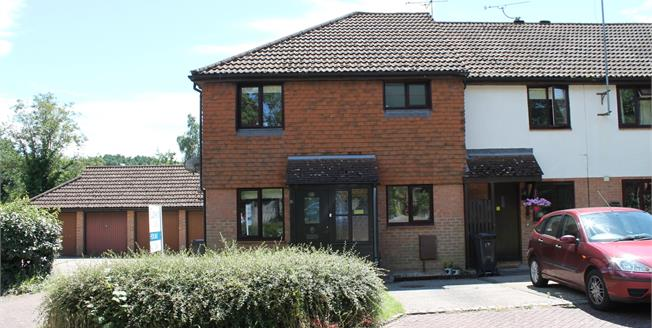 Offers in excess of £245,000, 1 Bedroom End of Terrace House For Sale in Frimley, GU16