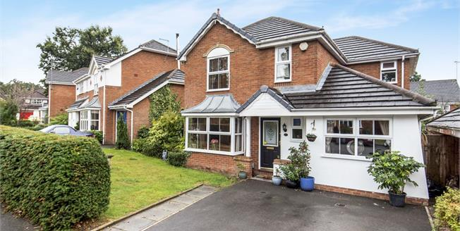 Offers in excess of £525,000, 4 Bedroom Detached House For Sale in Camberley, GU15