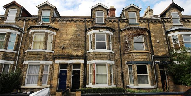Guide Price £395,000, 7 Bedroom Terraced House For Sale in York, YO30