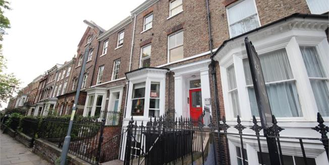 £100,000, 1 Bedroom Upper Floor Flat For Sale in York, YO30