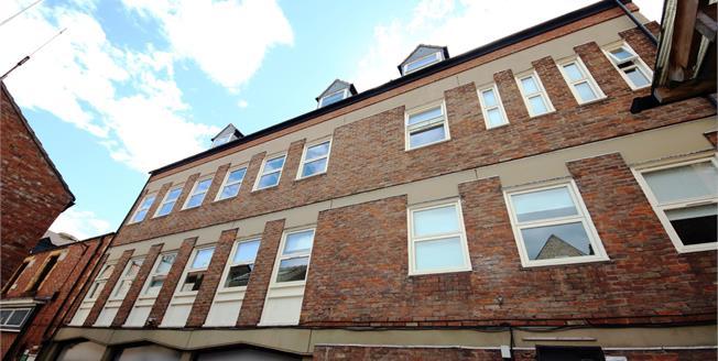Guide Price £210,000, 2 Bedroom Flat For Sale in York, YO1
