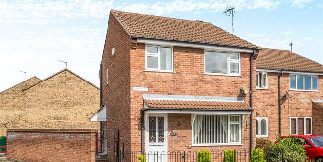 Guide Price £200,000, 3 Bedroom End of Terrace House For Sale in York, YO31