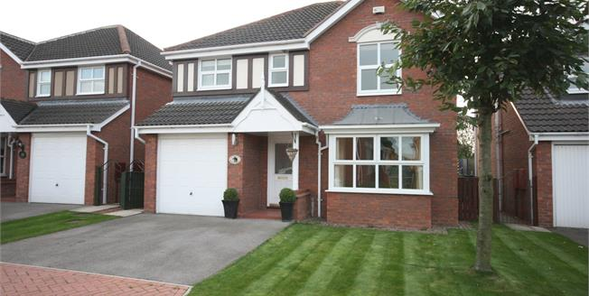 Guide Price £315,000, 4 Bedroom Detached House For Sale in Stamford Bridge, YO41