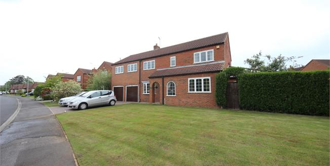 Guide Price £450,000, 5 Bedroom Detached House For Sale in Stamford Bridge, YO41