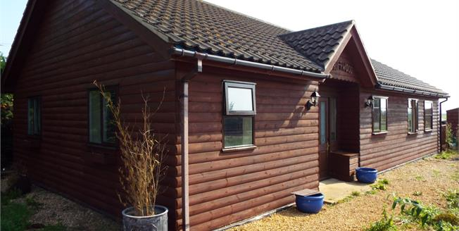 Asking Price £120,000, 4 Bedroom Detached Bungalow For Sale in Barroway Drove, PE38