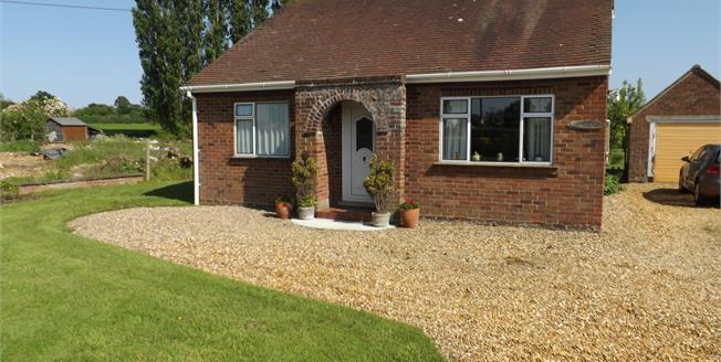 Offers in excess of £240,000, 3 Bedroom Detached Bungalow For Sale in Wereham, PE33