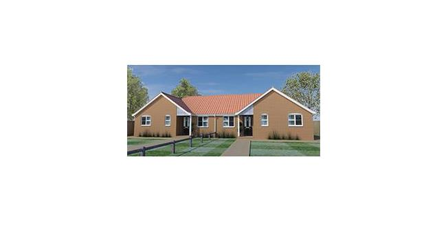 £179,995, 2 Bedroom Semi Detached Bungalow For Sale in Norfolk, PE38
