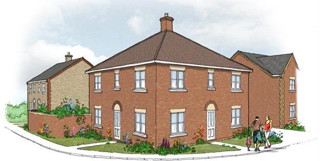 £222,000, 3 Bedroom Semi Detached House For Sale in Downham Market, PE38