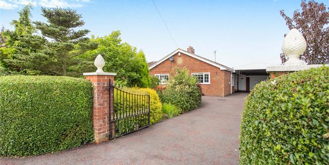 Offers in excess of £325,000, 3 Bedroom Detached Bungalow For Sale in Wereham, PE33
