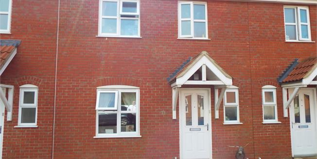 Asking Price £170,000, 3 Bedroom Terraced House For Sale in Downham Market, PE38
