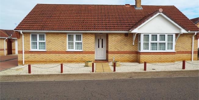 Offers in excess of £260,000, 3 Bedroom Detached Bungalow For Sale in Downham Market, PE38