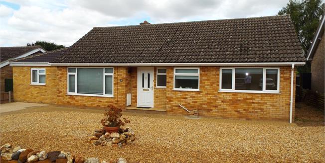 Offers in excess of £210,000, 4 Bedroom Detached Bungalow For Sale in Downham Market, PE38