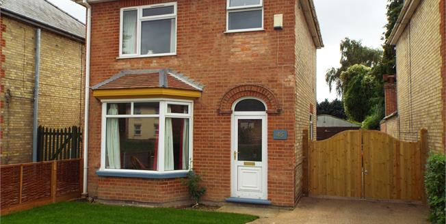 Asking Price £230,000, 3 Bedroom Detached House For Sale in Upwell, PE14