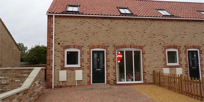 Asking Price £179,000, 2 Bedroom End of Terrace House For Sale in Norfolk, PE38