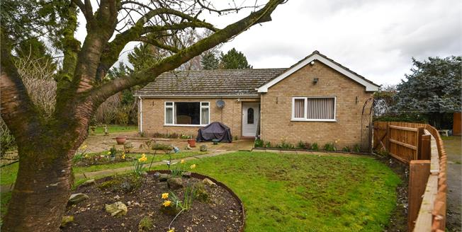 Asking Price £400,000, 2 Bedroom Detached Bungalow For Sale in Methwold Hythe, IP26