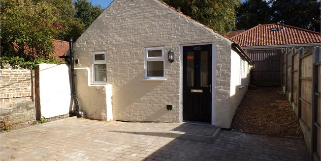Guide Price £149,000, 2 Bedroom Detached Bungalow For Sale in Norfolk, PE38