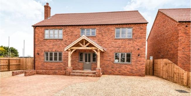Asking Price £425,000, 4 Bedroom Detached House For Sale in Norfolk, PE38