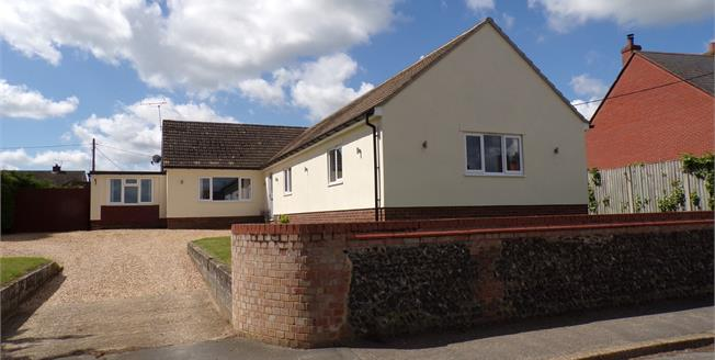 Asking Price £330,000, 4 Bedroom Detached Bungalow For Sale in Methwold, IP26