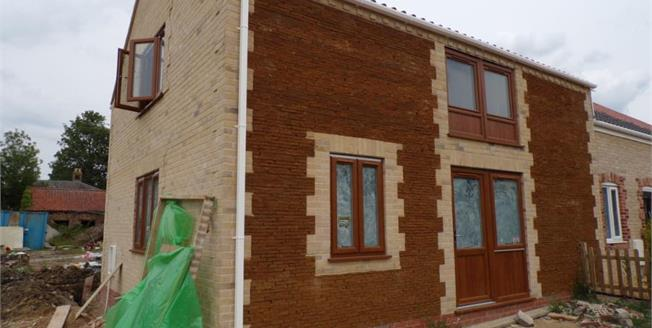 Asking Price £240,000, 3 Bedroom Semi Detached House For Sale in Norfolk, PE38