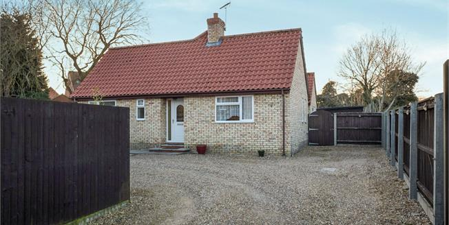 Offers Over £350,000, 4 Bedroom Detached Bungalow For Sale in Soham, CB7