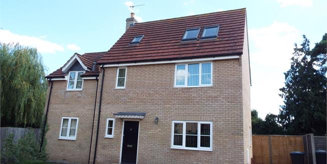 Asking Price £290,000, 4 Bedroom Detached House For Sale in Ely, CB6