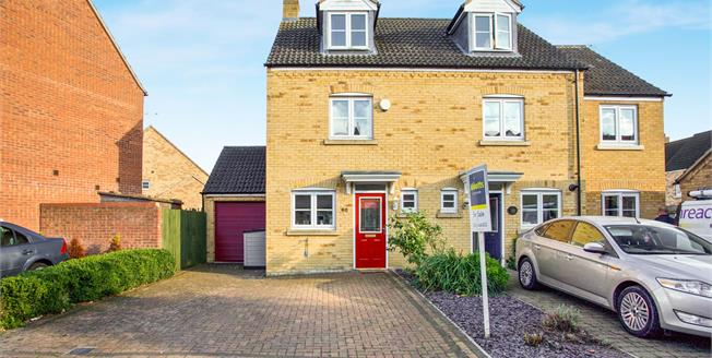 Guide Price £230,000, 3 Bedroom Semi Detached House For Sale in Littleport, CB6