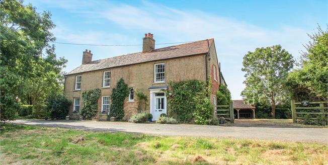 Offers Over £650,000, 5 Bedroom Detached House For Sale in Wentworth, CB6