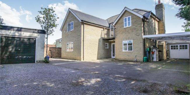 Asking Price £550,000, 5 Bedroom Detached House For Sale in Little Downham, CB6
