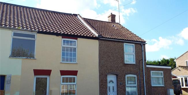 Offers Over £160,000, 2 Bedroom Terraced House For Sale in Littleport, CB6