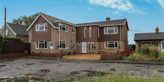 Guide Price £475,000, 5 Bedroom Detached House For Sale in Witchford, CB6