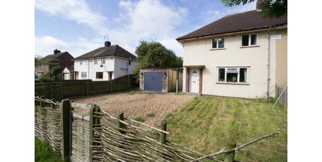 Offers Over £220,000, 3 Bedroom Semi Detached House For Sale in Little Thetford, CB6
