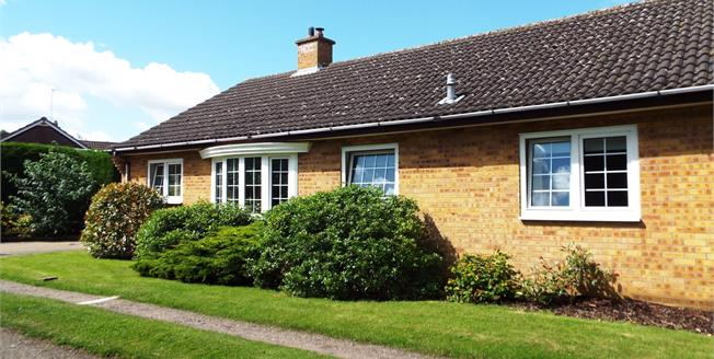 Offers Over £350,000, 3 Bedroom Detached Bungalow For Sale in Wilburton, CB6