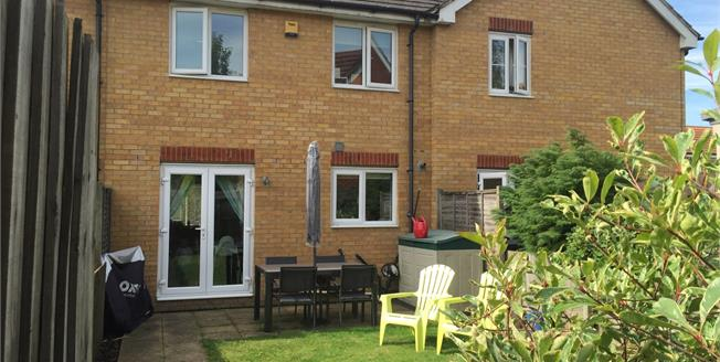 Guide Price £230,000, 3 Bedroom Terraced House For Sale in Soham, CB7