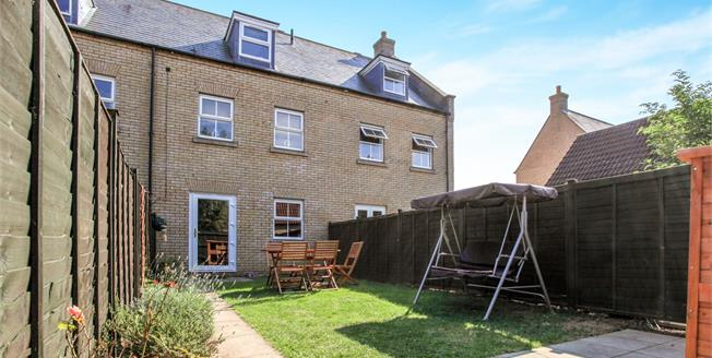 Offers Over £290,000, 3 Bedroom Terraced House For Sale in Ely, CB6