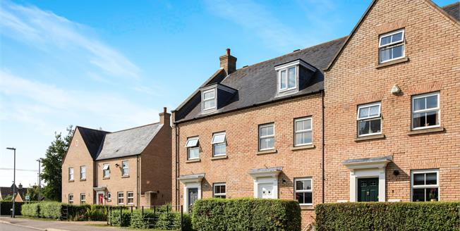 Offers Over £280,000, 3 Bedroom Terraced House For Sale in Ely, CB6